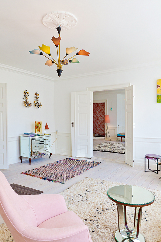 the apartment, the really colorful one / sfgirlbybay