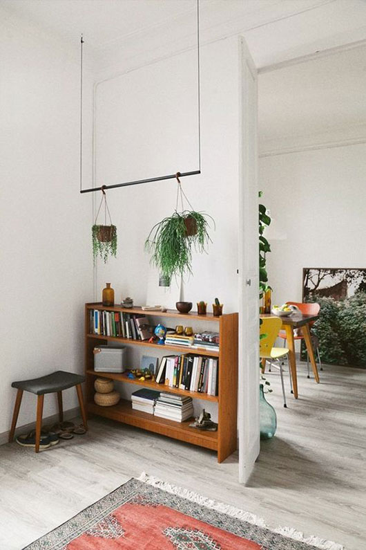 hanging indoor plants / sfgirlbybay