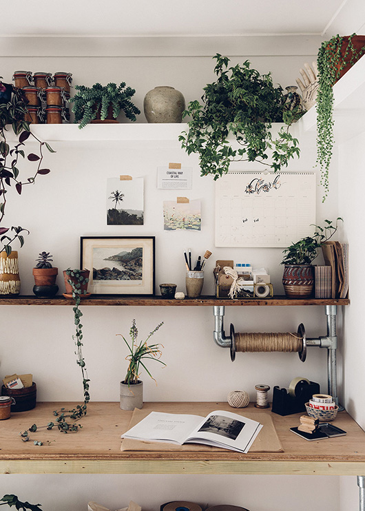 creative workspace for the future kept. / sfgirlbybay