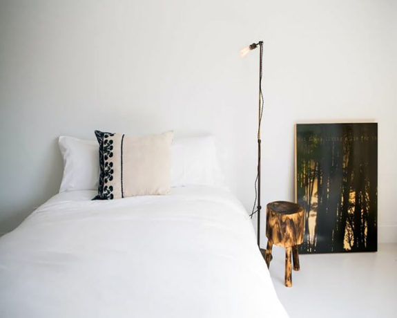 interiors with a calming eclectic energy / sfgirlbybay