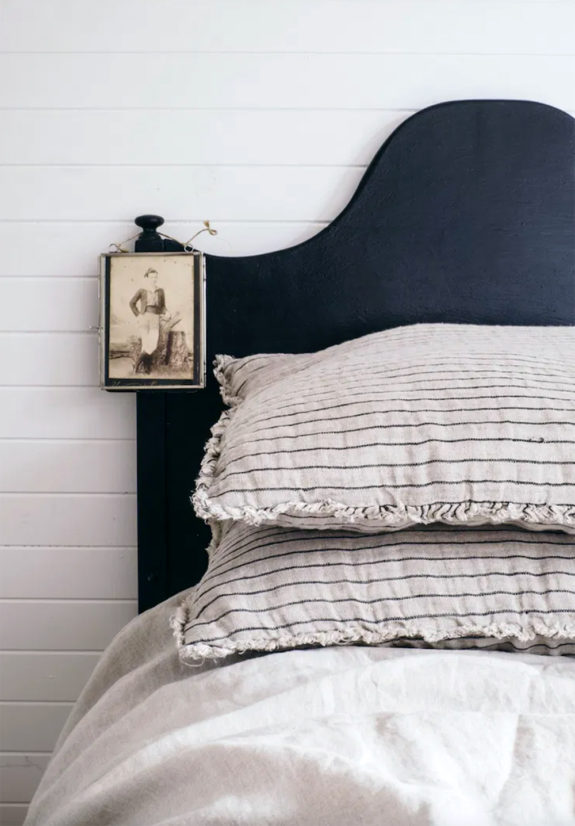on trend: the black bed frame / sfgirlbybay