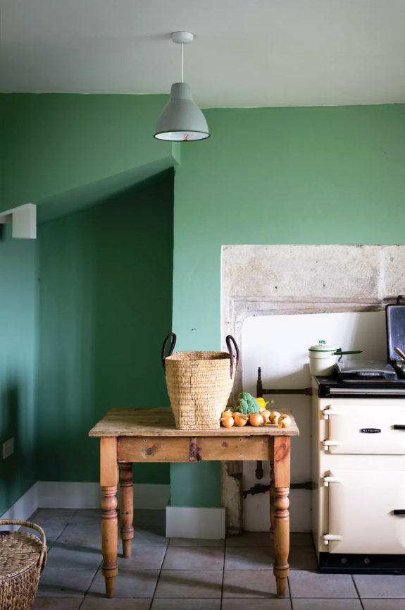 color story: green day -- green ideas for around the house / sfgirlbybay